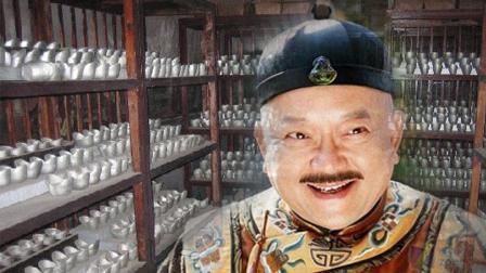 王刚演活了和珅,还能写一手好字,书法是影视圈的佼佼者!