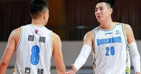 翟晓川轰21+11+4,吴前16+9,北京男篮主帅表态