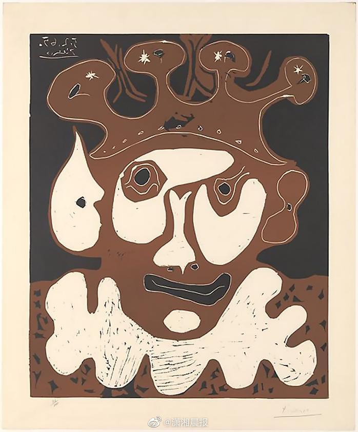 毕加索真迹艺术展来长沙了!