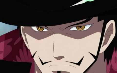 鹰眼:我为何要成为七武海?红发:因为你无聊
