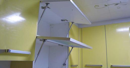 装修时,家里的衣柜、吊柜、橱柜地柜应该如何选择开启方式?