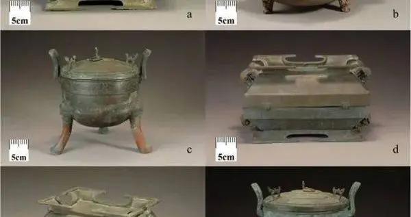 科研人员在古代青铜器铸造地研究上取得进展