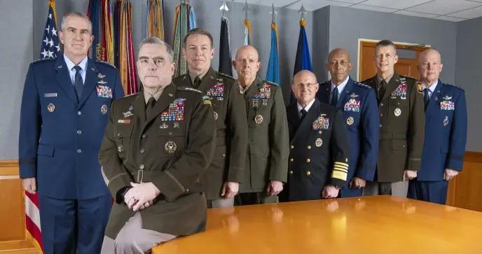美国参联会向美军传达信息,驳斥代理防长,等待拜登成为三军统帅