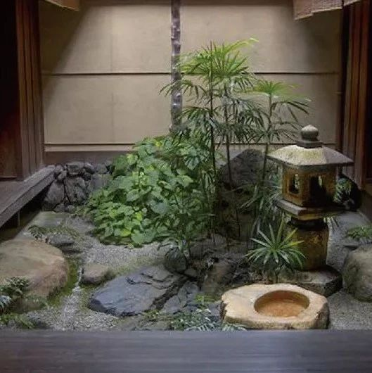 世界上最小的庭院!超美超有意境!