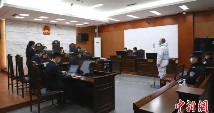 原中国银监会内蒙古监管局副巡视员陈志涛受贿案开庭