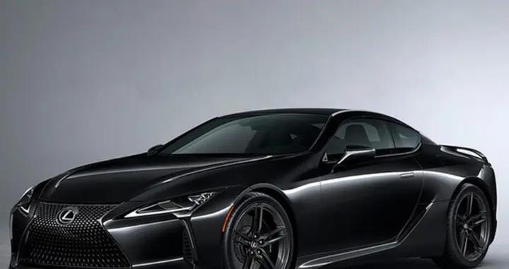 黑暗骑士驾到!全黑化版雷克萨斯LC500亮相
