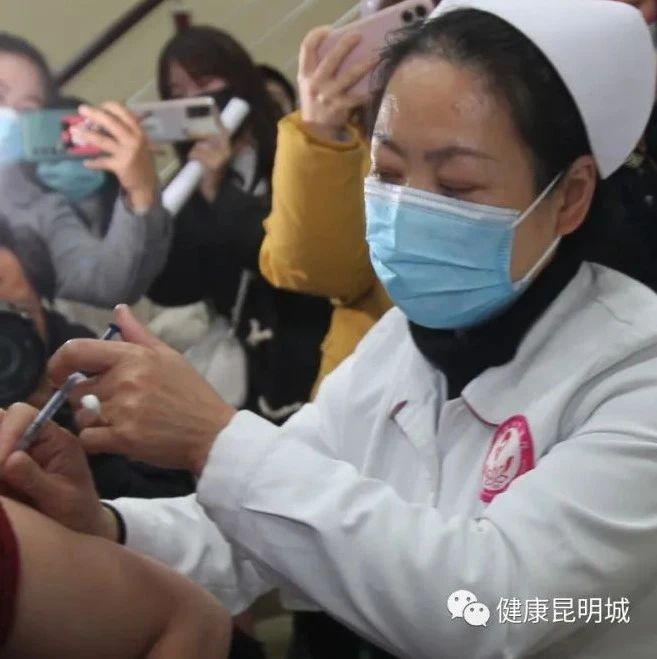 带状疱疹疫苗首针在昆开打!接种人群、价格公布→