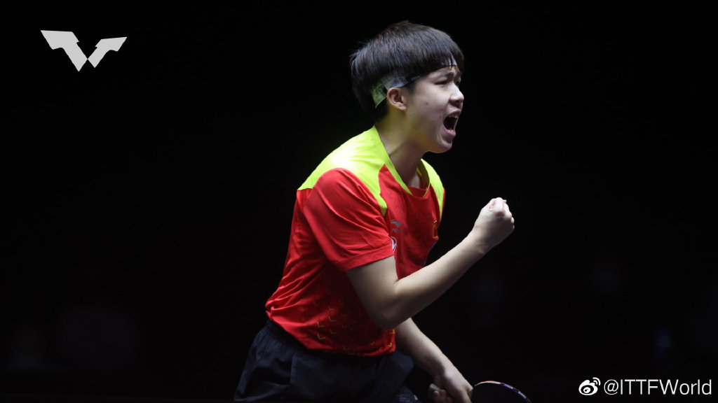 刘国正终于能收工!王楚钦连下四局完胜世乒赛亚军,将与马龙争冠