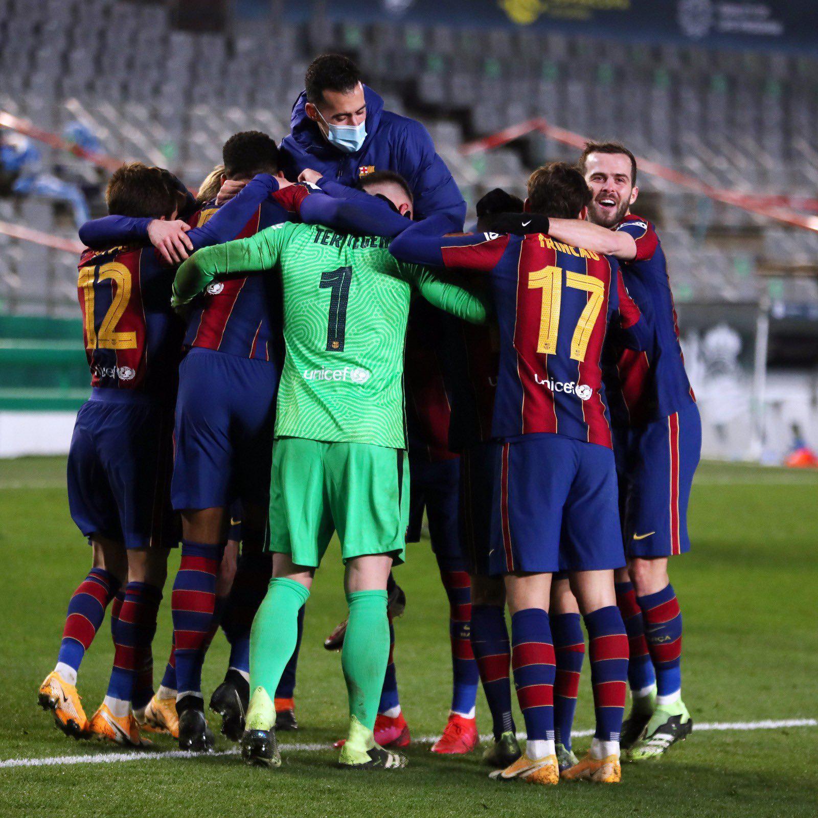 2020年西班牙超级杯决赛球队:巴萨VS毕尔巴鄂竞技
