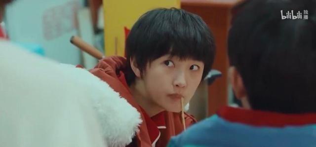 《风犬少年的天空》彭昱畅为刘闻钦完成了诺言