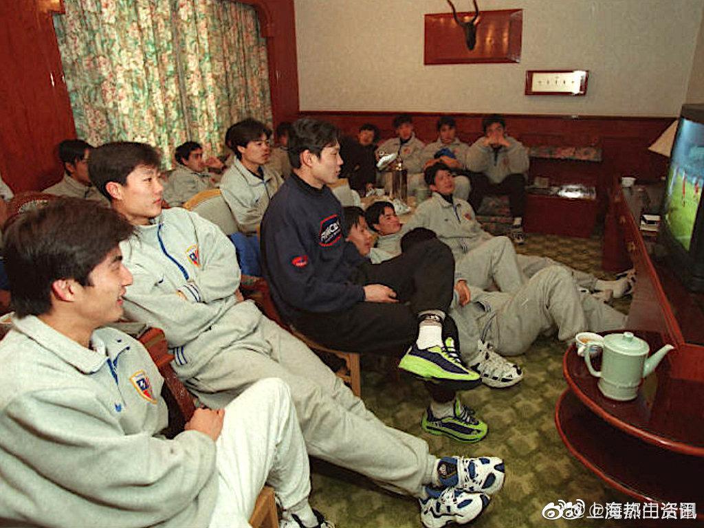 1997年, 上海申花足球俱乐部 帕特里克·扎克曼 (旧影阁)
