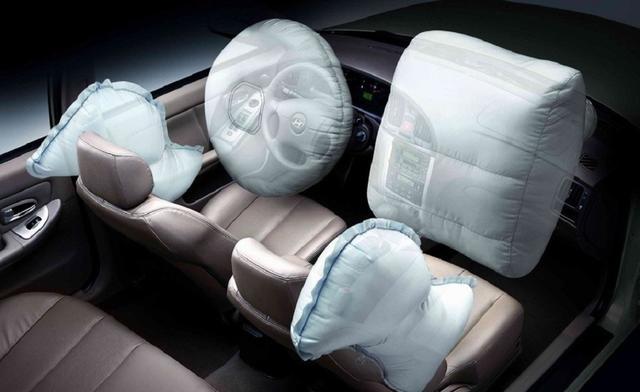 安全气囊的用法,关键时刻很有用