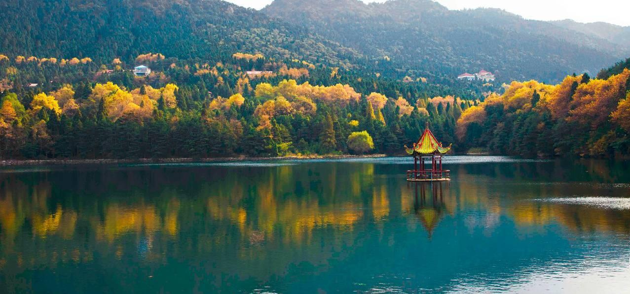江苏人气高的一处旅游风景区,历史上曾有五王十四帝登临