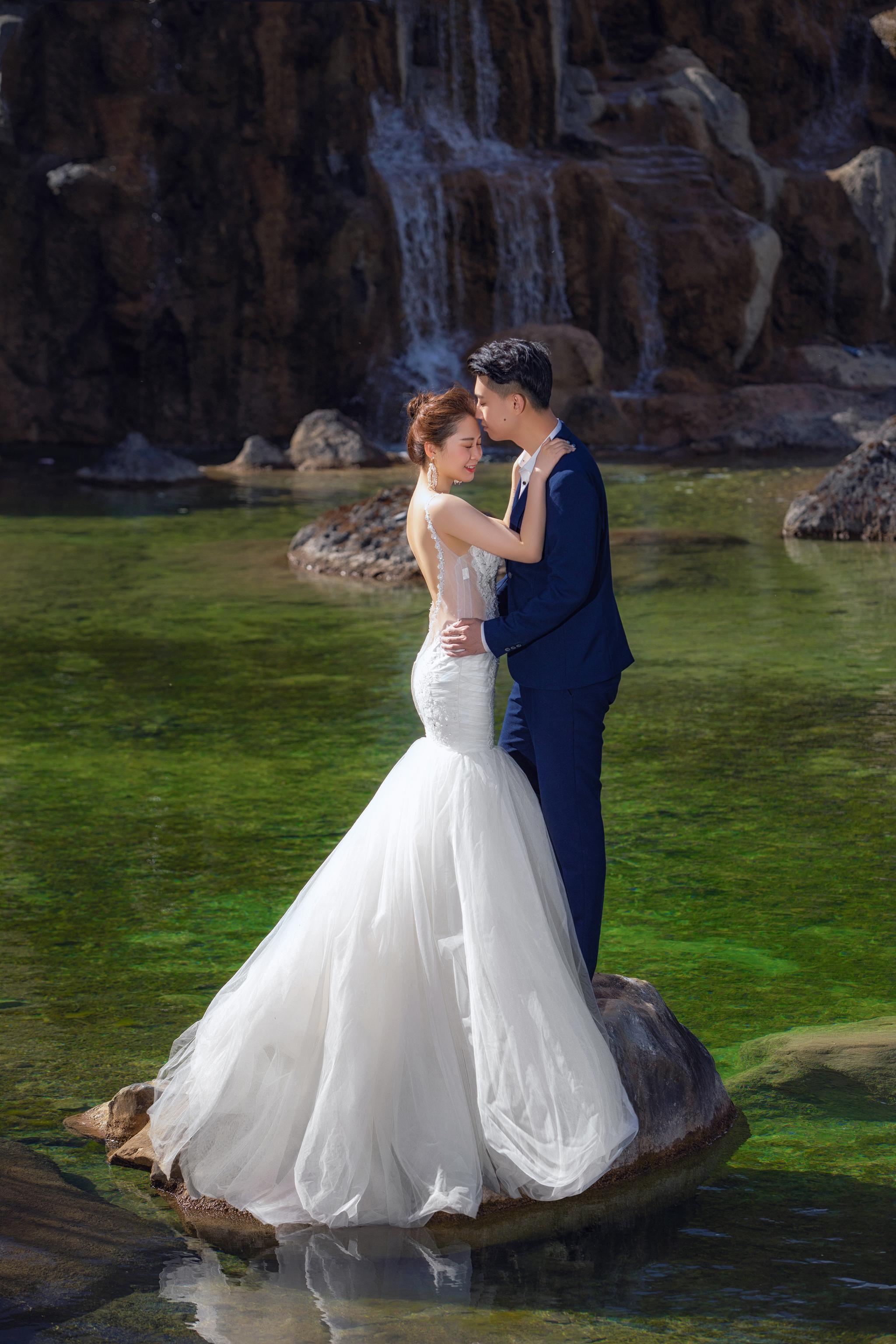浪漫的丽江拍婚纱照景点推荐,记得领取这份专属攻略