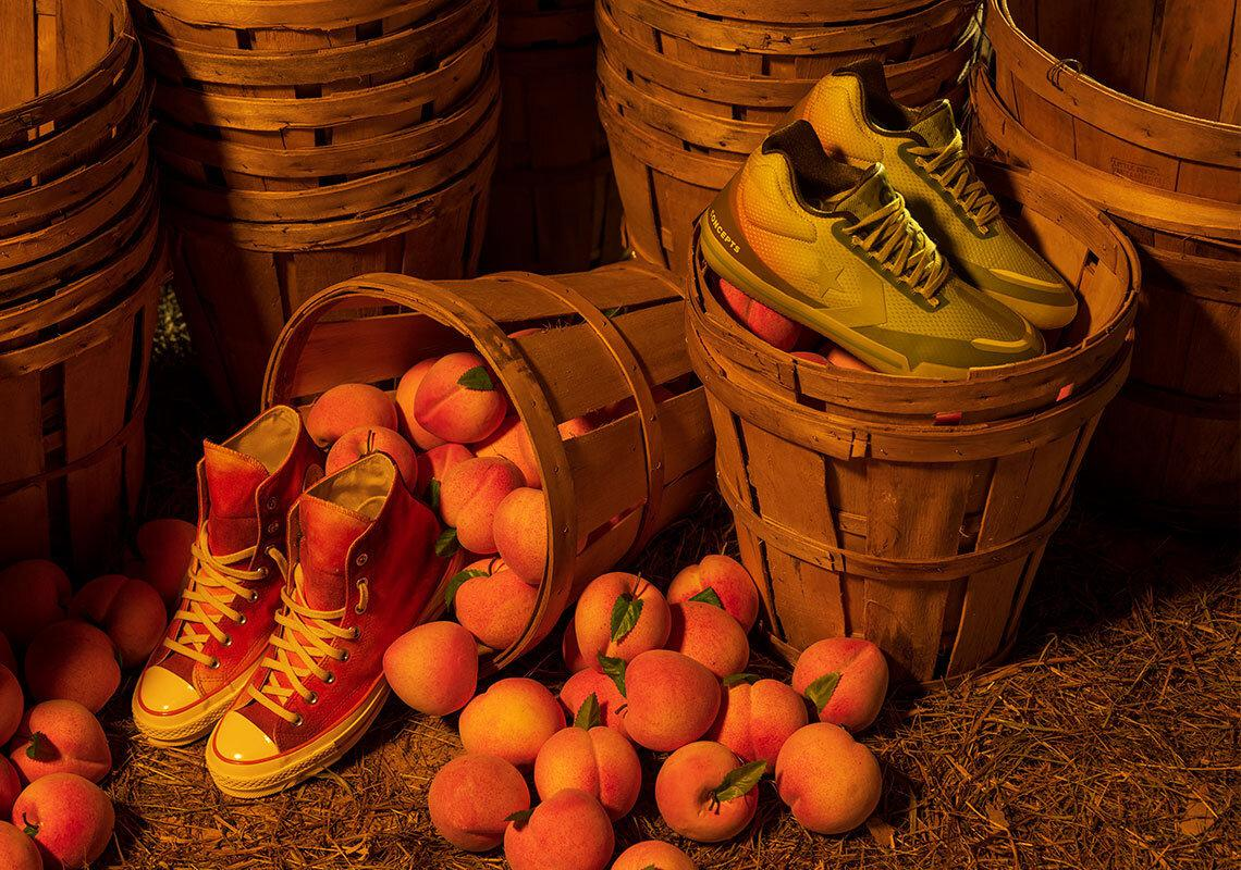 CONVERSE 携手 CONCEPTS 推出 SOUTHERN FLAMES 联名系列……