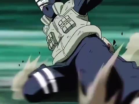 火影忍者:迈特凯卡卡西友情二人组!