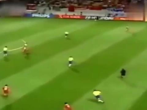 足球:马明宇之后中国足球再无中场调度大师,看看当年的马明宇