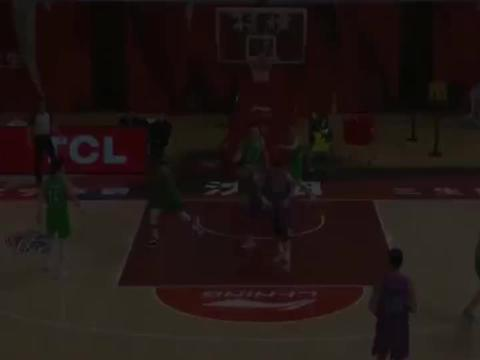 CBA第29轮五佳球:刘毅上演空中小拉杆,郑祺龙晃晕对手!