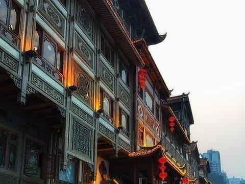 重庆旅游策略、景区预订方式、景区坑防雷电
