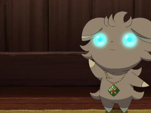 皮卡丘:奇怪老宅很诡异,柚利嘉却不怕,还和宝可梦玩上啦