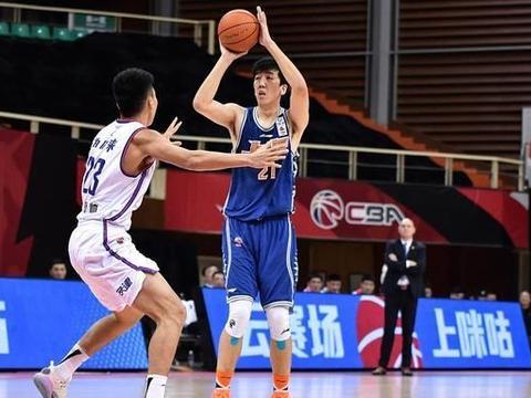 宗赞过年吃饺子,狂暴26分8板,上海大胜天津男篮迎2连胜