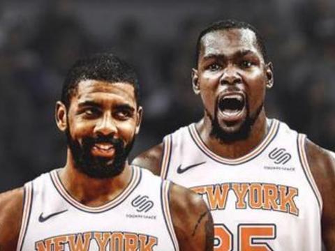 篮网尼克斯有望交易,双核阵容媲美詹眉组合