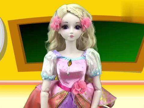 叶罗丽故事:班里只有一张奖状,茉莉很体贴,让老师给冰公主
