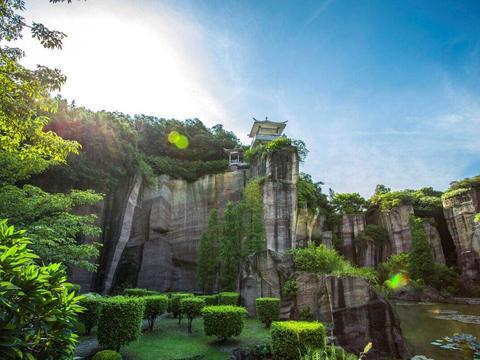 广东一处省级风景名胜区,被评为国家重点文物保护单位
