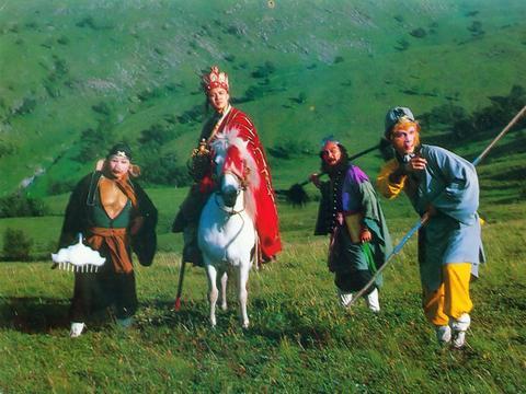 86《西游记》美人如云,网友:唐僧师徒五人就是在过美人关
