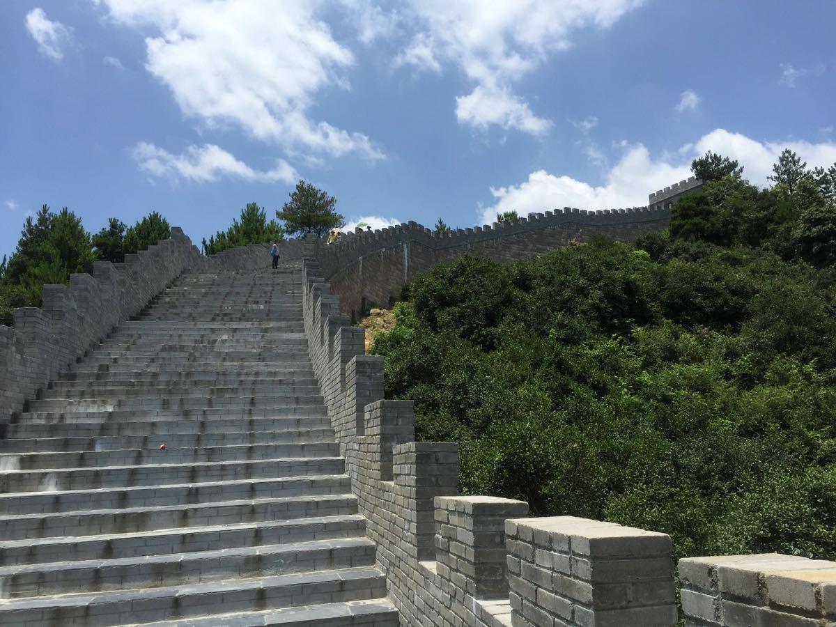 江西一处公园风景区,拥有40余处象形石及天然石洞