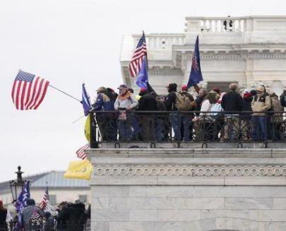 1.5万名美军士兵:进入华盛顿特区,保障拜登就职典礼安全