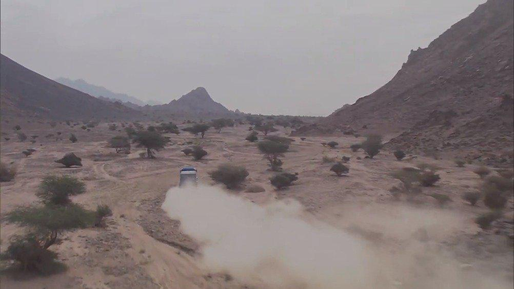 2021 达喀尔拉力赛 SS11卡车组集锦