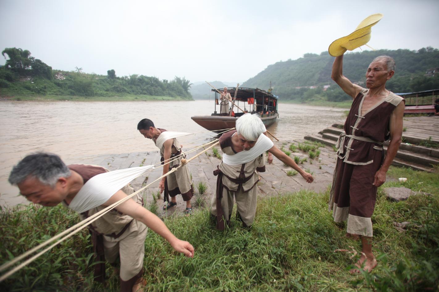 关河号子:南丝路上的川滇风情活化石