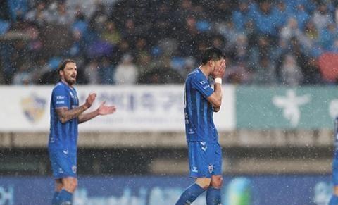 K联赛决赛,蔚山输掉了比赛,浦项六年后变成了拦路虎