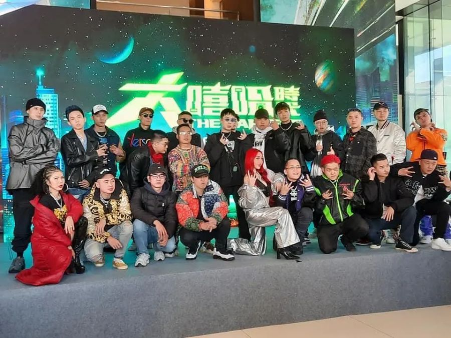 台湾要做说唱综艺《大嘻哈时代》导师大支、熊仔、Leo王、剃刀蒋