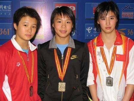 中国跳水界第一美女,因长相太美屡传绯闻,被领队周继红开除!