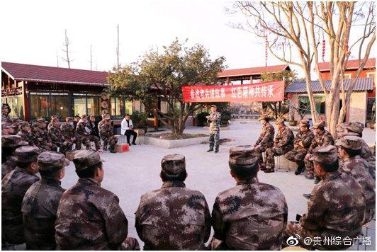 贵阳市南明区人武部组织战备拉动演练,开启年度训练序幕