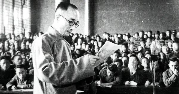 火烧赵家楼的北大高材生 首个南京受审的汉奸 一枪毙命死有余辜