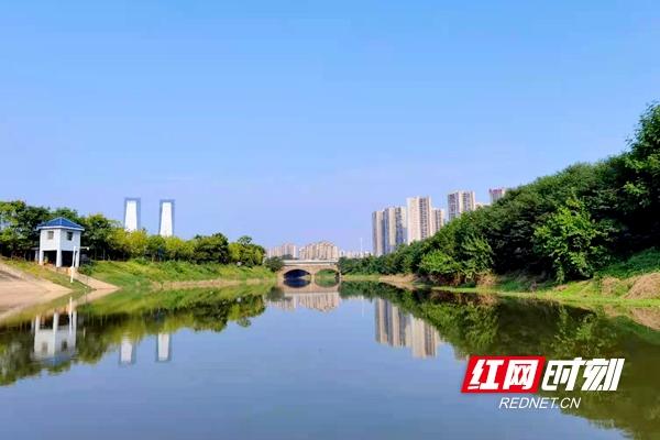 湖南湘江新区:生态优先 绘就宜居宜业宜游品质新城