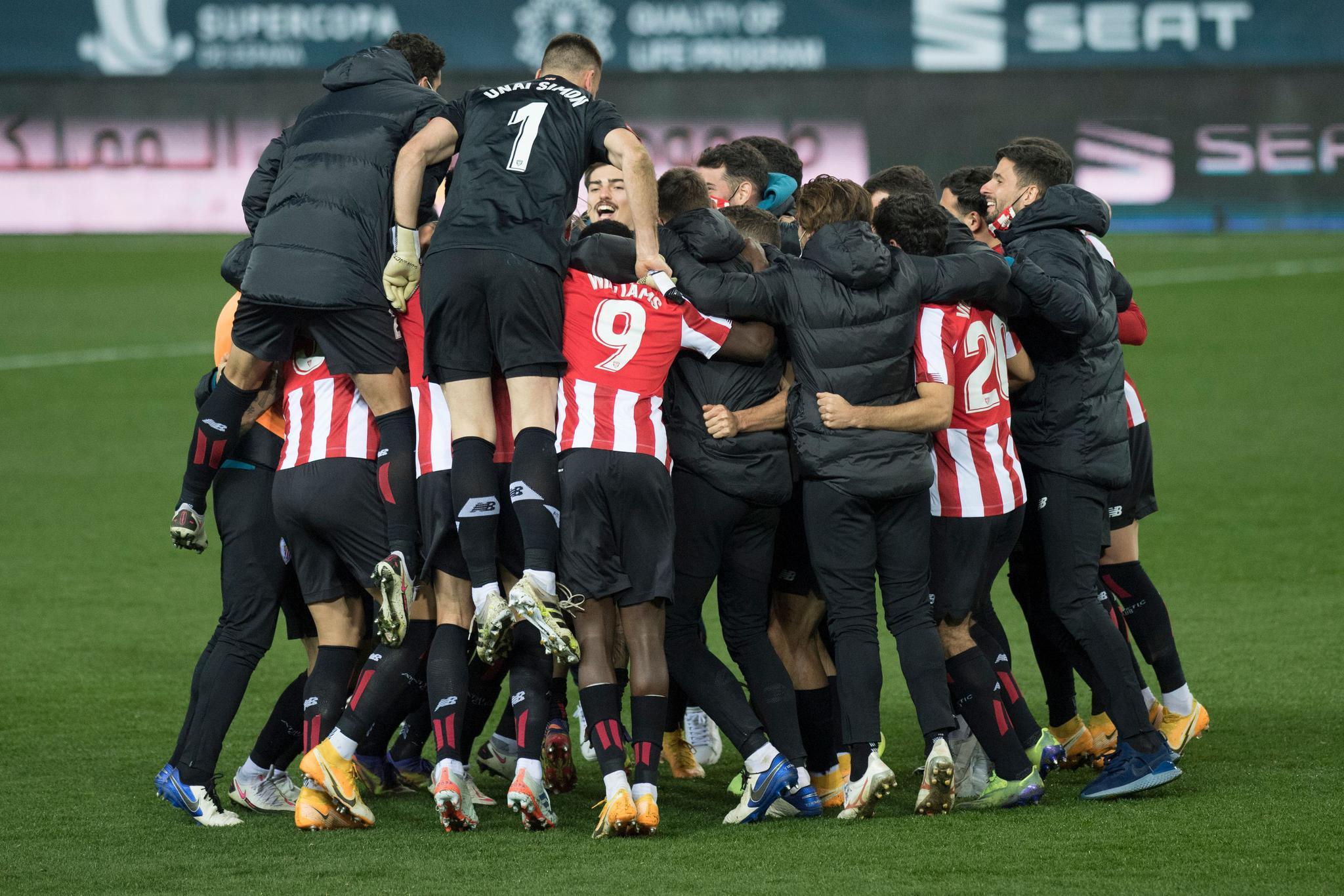西班牙超级杯:皇马不敌毕尔巴鄂竞技无缘决赛