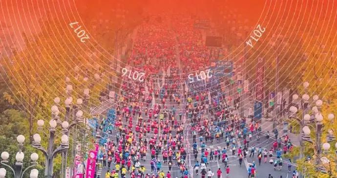 重庆体育局公布2021体育赛事计划,20余场马拉松赛事在列