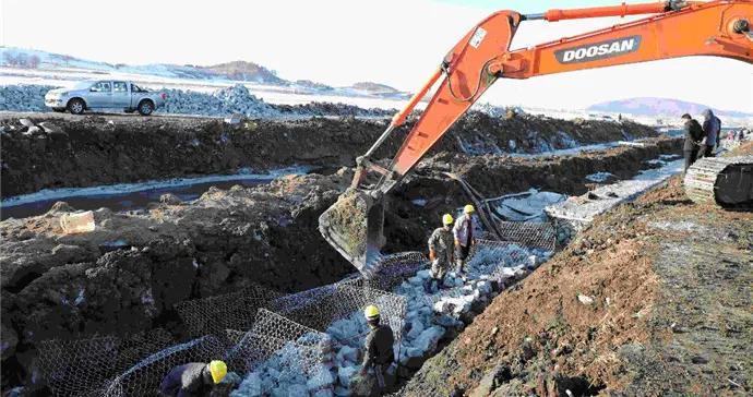 敦化市水利项目建设实现逆势上扬任务突破