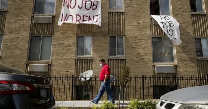 美调查:纽约市租户拖欠租金累计超11亿美元