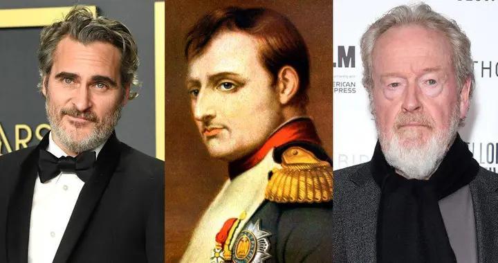 雷德利斯科特将拍拿破仑 华金菲尼克斯主演