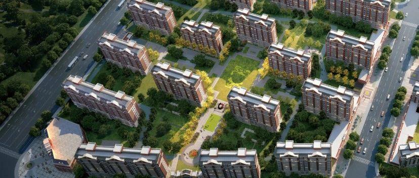郭店新欧鹏项目多地块规划公示 均为洋房产品