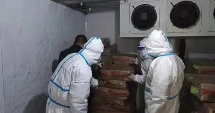 因防疫证件不齐,成都查封70余吨进口牛肚,已全部封存