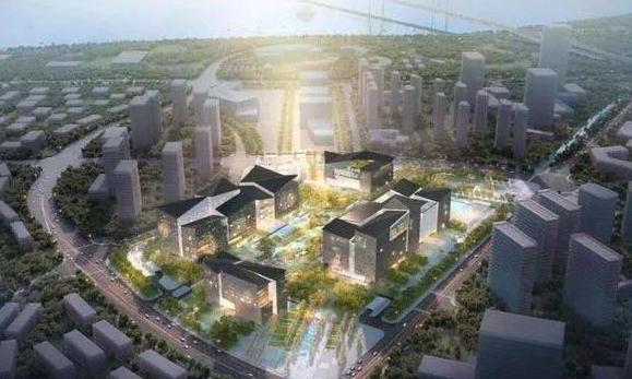 """杭州又添一""""巨作"""",耗资32.3亿落户西湖区,或将成浙江新地标"""