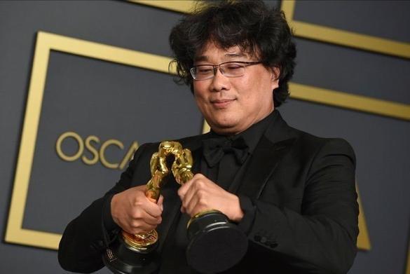 奉俊昊担任电影节评委主席,韩国导演中第一人,网友:天才导演