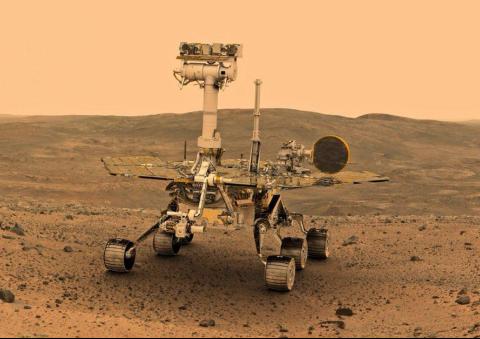 好奇号发现神秘物体,外形像动物肾脏,为什么火星总出现神秘物体
