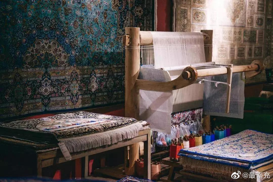 南充重大项目开工暨项目拉练 阆中市第十一站:丝毯文化创意产业园建设项目